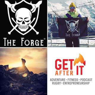 Episode 98 -  with Graeme Walker - founder of The Forge