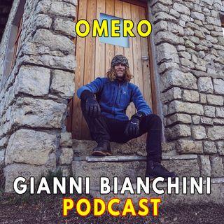 """In viaggio con Omar """"Omero"""" Martinello - Cammino di Santiago, escursioni e scoutismo"""