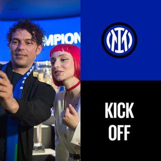 KICK OFF ep. 30 | I M Inter (Yes I M) ft. Claudio Cecchetto, Mirko Mengozzi & Caterina Mastaglio