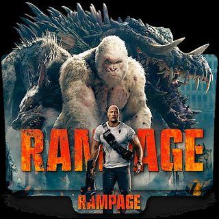Damn You Hollywood: Rampage