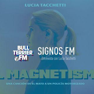 SignosFM Entrevista con Lucia Tacchetti