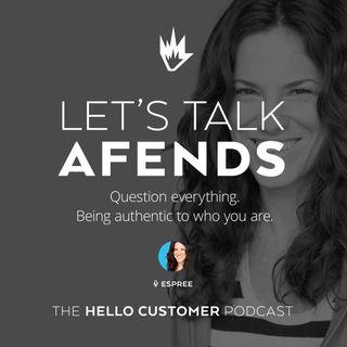 Afends - Customer service via Live Chat in e-commerce - Hello Customer Podcast / Season One / Fashion