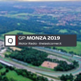 Motor Radio LIVE da Monza - Qualifiche
