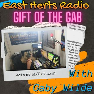 Gift of the Gab - Monday Edition With Gaby Wilde