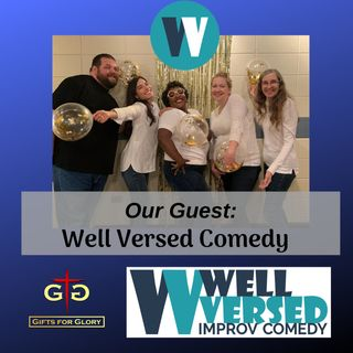 Well Versed Comedy Week 2
