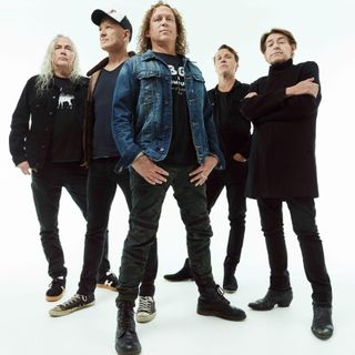 THE SCREAMING JETS Get Better With Age