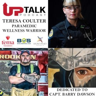 UpTalk Podcast S4E19: Teresa Coulter