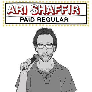 #201: Paid Regular (@AriShaffir)