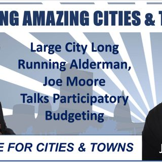 Big City Alderman works like small town Mayor!