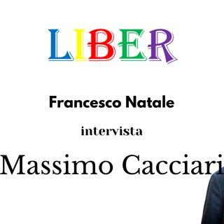 Francesco Natale intervista Massimo Cacciari   Pensieri e società   Liber – pt.3