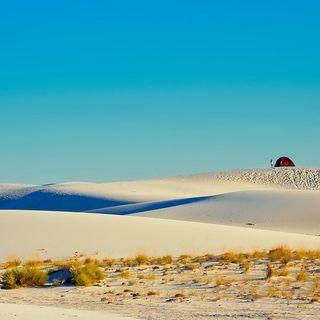 Episode 6 - ExploreTraveler Show by John Gentry White Sands National Monument