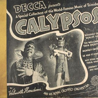 Johnny Take My Wife - Wilmoth Houdini and his Royal Calypso Orchestra-restored