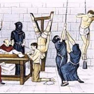 """Las torturas de la """"Santa"""" Inquisición"""