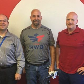 E18 Eric Wright CEO of Vets2PM Trevor Stasik and Paul Martin from PMI Phoenix