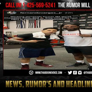 ☎️RUMOR: Deontay Wilder vs Charles Martin😱Tyson Fury vs Anthony Joshua Inevitable🧐❓