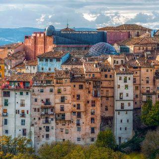 La ciudad histórica fortificada de Cuenca
