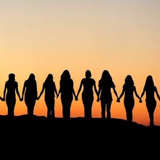 La generación de las mujeres fuertes