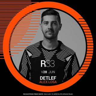 LIVE SESSIONS R33: Detlef 28-06-19
