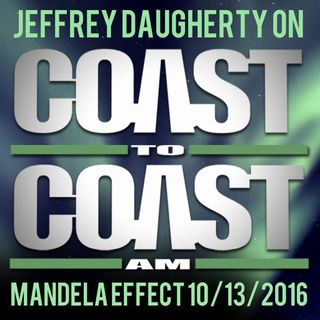 Jeff on COAST TO COAST Mandela Effect & Antichrist
