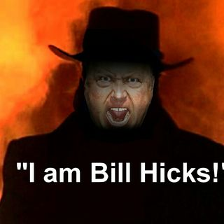 #53 Is Alex Jones Bill Hicks?