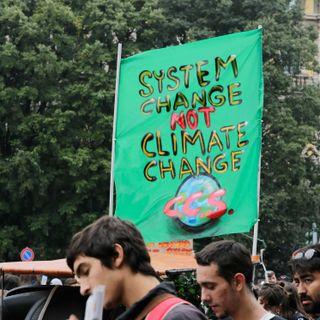 Siamo in piazza per il terzo sciopero globale per il clima, per chiedere futuro