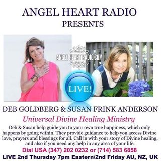Relationships - God's Holy Unions - Deb Goldberg and Susan Frink Anderson