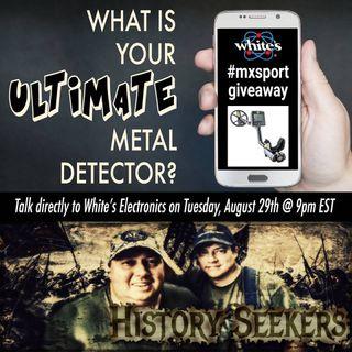 The ultimate metal detector?