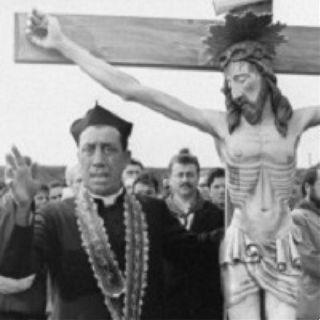 Il crocifisso di Don Camillo contro il coronavirus