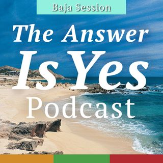 "Baja Sessions with Dominic Giammarinaro and why he started his own podcast ""Tales from Baja"""
