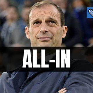 L'Inter fa all-in su Allegri: i dettagli dell'offerta