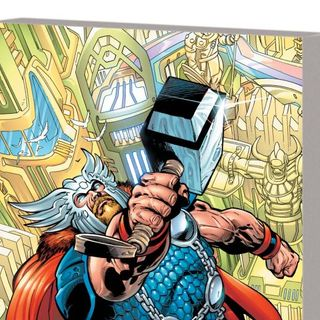 Source Material #177: Thor Comics: The Reigning & Gods And Men (Marvel, 2003)