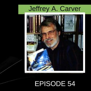 Hopeful Futures and Writing from TV with Jeffrey A. Carver