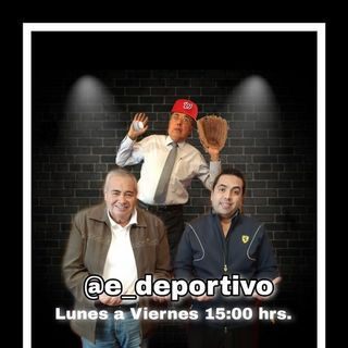 El Rudo Rivera y Alex Cervantes con la información y el ambiente en Espacio Deportivo de la Tarde 22 de Septiembre 2020