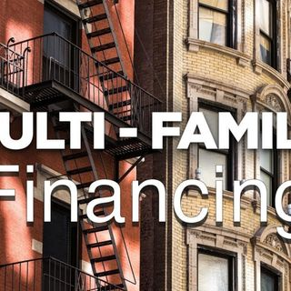 Hear This Before Financing Multifamily Properties