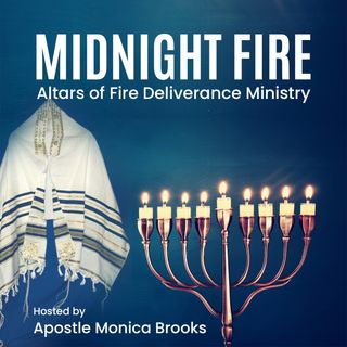 "Midnight Fire Worship Hour ""Entering The Prayer Room"""