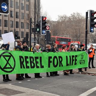 #8 - Settimana della ribellione: intervista a Donatello, attivista di Extinction Rebellion