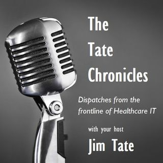 The Tate Chronicles: Blockchain Healthcare App for HIE with Chrissa McFarlane