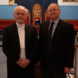 A Peculiar System of Morality, with W. Bro. Gordon Echlin, Canada