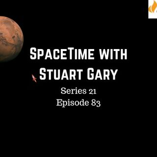 83: Life On Ancient Mars? - SpaceTime with Stuart Gary Series 21 Episode 83