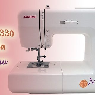 JANOME 7330 MAGNOLIA REVIEW  COMPUTERIZED SEWING MACHINE WITH 30 BUILT-IN STITCHES