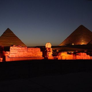 Le piramidi egiziane sono allineate con le stelle? - Voce Narrante Rosanna Lia