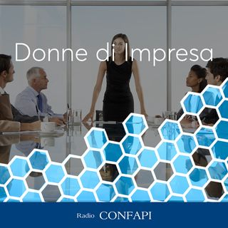 Donne di Impresa - Intervista a Leonarda Tantulli - 04/05/2021
