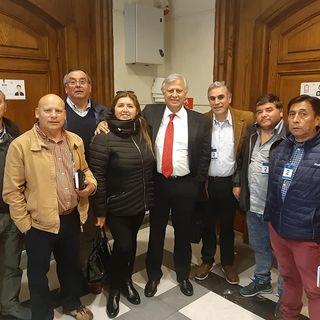 Conexión Pesquera - Entrevista a Raúl Morales, presidente de Festrach