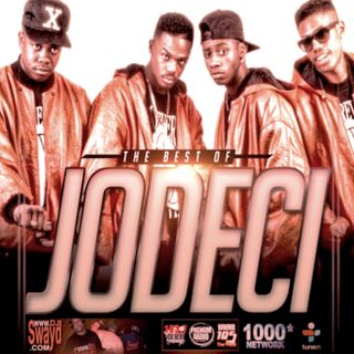 ALL #JODECI mix by @DJSwaydUSA
