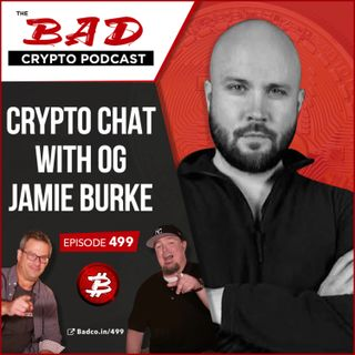 Crypto Chat with OG Jamie Burke