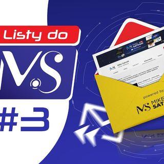 Listy do M #3 | Mike Satoshi odpowiada na komentarze i maile widzów