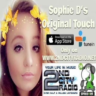 Sophie D's Orginal Touch 1st Show Of 2018