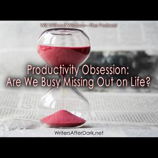 Productivity Obsession: Are We Busy Missing Out on Life?