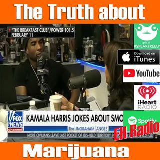 EHR 515 Morning moment Kamala Harris on Pot Feb 28 2019