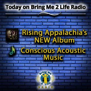 NEW Rising Appalachia Album & Conscious Music